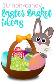 Easter Baskets Delivered 10 Non Candy Easter Basket Ideas It Is A Keeper