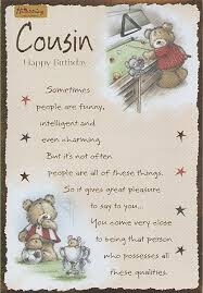 Wedding Wishes For Cousin Cards Birthday Quotes For Cousin Quotes Pinterest Birthdays Happy
