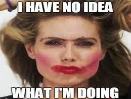 Little Girl Memes - little girl makeup meme vizitmir com