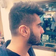 new age mohawk hairstyle check out arjun kapoor s new mohawk hairstyle entertainment