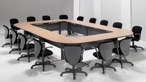 Western Conference Table Conference Tables Western Office Interio