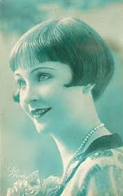 shingle haircut the 1920s also known as the roaring charleston cut flapper hairstyle retro pinterest
