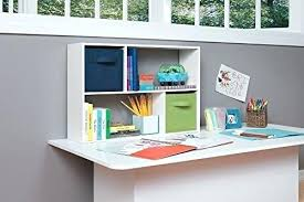 Small Desk With Shelves by Small Office Storage Bins Desk Storage Bins Small Office Storage