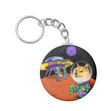 Meme Keychains - doge meme keychains zazzle
