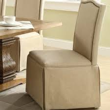 Skirted Dining Chair Alcott Hill Dining Chairs Birch Lane