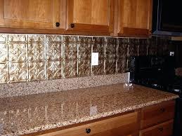 tin tile backsplash ideas kitchen stainless steel tiles for full