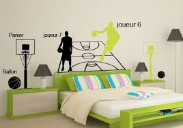 chambre basketball decoration de chambre basketball visuel 7