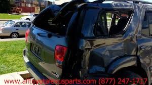 used toyota sequoia parts toyota sequoia 2006 car for parts