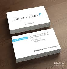Medical Business Card Design Pregnancy Business Cards Diomioprint
