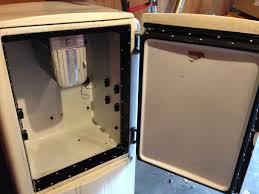 Mini Fridge Kegerator Ge Vintage Kegerator Build Cracked Heat Exchanger Home Brew Forums