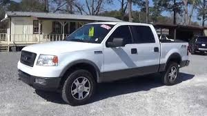 Ford F150 Truck 2005 - 2005 ford f 150 crew cab fx 4 for sale leisure used cars 850 265
