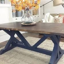 Farm House Tables Diy Farmhouse Table And Bench White Banister Farmhouse Table