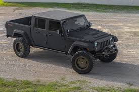 jeep truck conversion jeep bandit custom project dallas custom shop