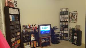 finally have my retro game room squared away also bonus pictures