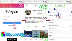cara membuat akun instagram secara online menonaktifkan akun instagram sendiri untuk sementara