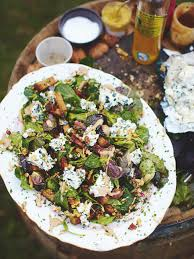 jamie oliver s best pasta salad recipe sides salads jamie oliver s christmas recipes and menu ideas cooking channel