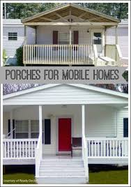 Used Mobile Home Awnings 9 Beautiful Manufactured Home Porch Ideas
