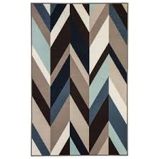 Blue Brown Area Rugs Signature Design By Contemporary Area Rugs Patchwork