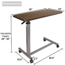 folding table with storage furniture cheap folding tables luxury bedside table overbed table