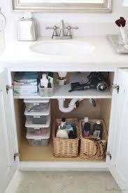 bathroom organization ideas under sink home design ideas