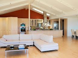 Lighting For Cathedral Ceiling In The Kitchen by Vaulted Ceiling Lighting Kitchen Contemporary With Eat In Kitchen