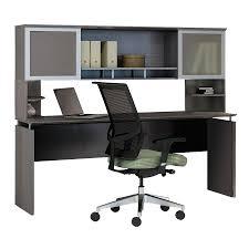 Modern Desk Hutch Modern Desks 72 X 20 Desk W Hutch Eurway