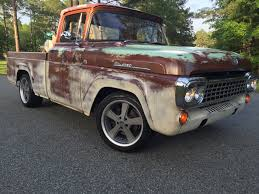 1958 ford f100 great american open road