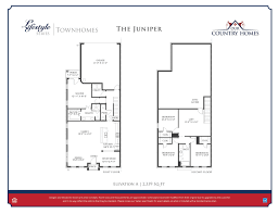 juniper townhome new homes dallas our country homes