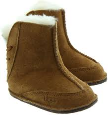 ugg sale jakes ugg baby boo sheepskin boots in chestnut in chestnut