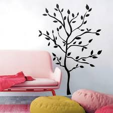 tree branches wall decals roommates