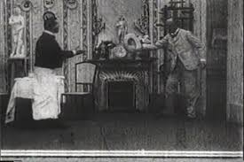 comedy film video clip 1900s unknown slapstick comedy scenes from a 1900 short film