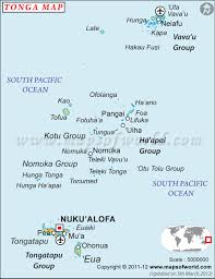 Where Is Central America Located On The World Map by Where Is Tonga Location Of Tonga