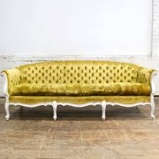 French Provincial Sofa by Fox And Finch Vintage Rentalsfox And Finch Vintage Rentals