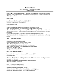 Entry Level Resume Template Free Free Bartender Resume Templates Resume Template And Professional