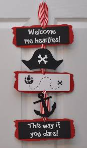 Pirate Decoration Ideas Best 25 Pirate Party Decorations Ideas On Pinterest Pirate