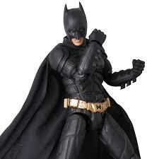 amazon com medicom the dark knight rises batman mafex version
