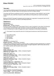 Lifeguard Resume Sample by Teenager Resume Sample Lifeguard Resume Template For Teenager With