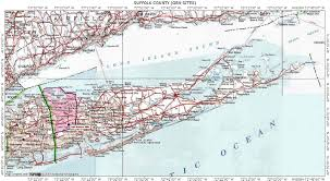Suffolk County Map Print By Suffolk County Ny Of 7 Of 8
