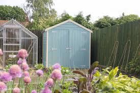 garden inspiration u2013 beach hut sheds