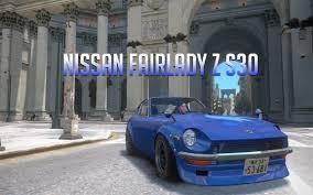 nissan fairlady z s30 gta 4 mod nissan fairlady z s30 youtube