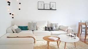 salon du canapé canapé d angle comment le placer au salon côté maison