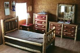 Cedar Log Bedroom Furniture by Cedar Log Bedroom Furniture A Cottage Collection