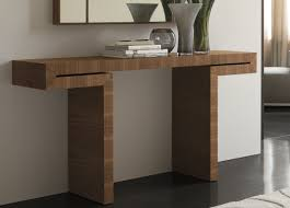 Contemporary Console Table Contemporary Console Tables Wooden Console Table