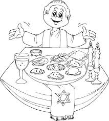 passover coloring page 2 passover coloring pages chuckbutt
