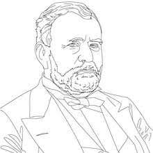 lincoln coloring pages president abraham lincoln coloring pages hellokids com