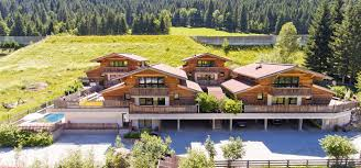 chalet homes alpin chalet holiday homes for groups in austrian alps