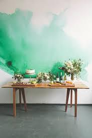 coole wandgestaltung 100 ideen für wandgestaltung in grün archzine net