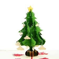 Tree Pop Up Tree Pop Up Card Tree Pop Up Card Snowflakes