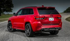 jeep grand cherokee custom 2015 jeep grand cherokee wk2 2015 srt8 red vapor edition