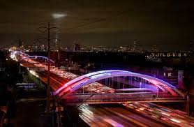 Lights In Houston Southwest Freeway U0027s Beloved And Long Lost Lights Are Back On